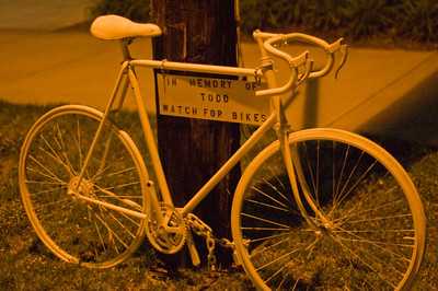 09 Ghost Bikes