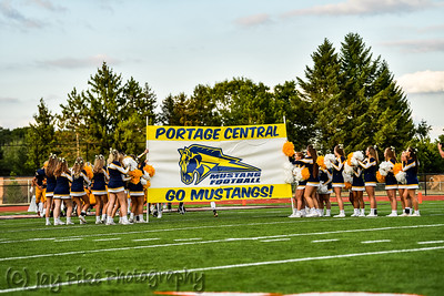 Portage Central Football
