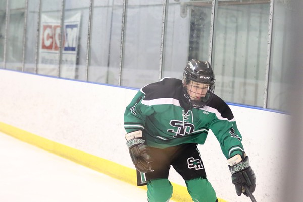 SLC VARSITY HOCKEY/SHAMROCK