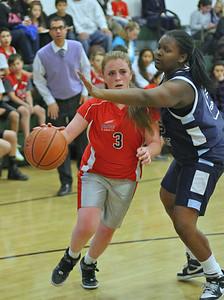 Comets Basketball 2013