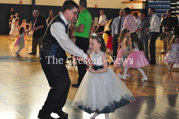 03-23-19 NEWS Napoleon Elementary Father & Daughter Dance