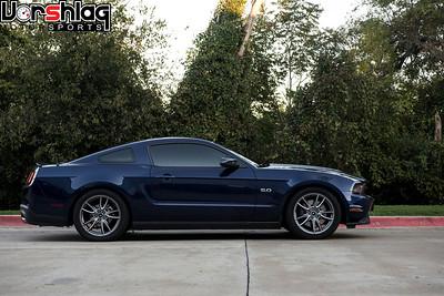 Frank Crites' 5.0 Mustang GT