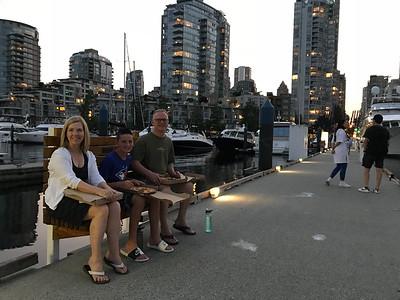 Jaden & Joel in Vancouver