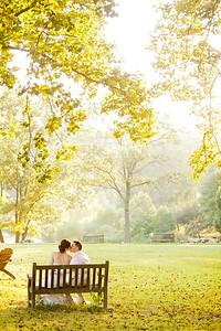 Rochelle + Jason | Meadowlark Gardens, Vienna, VA