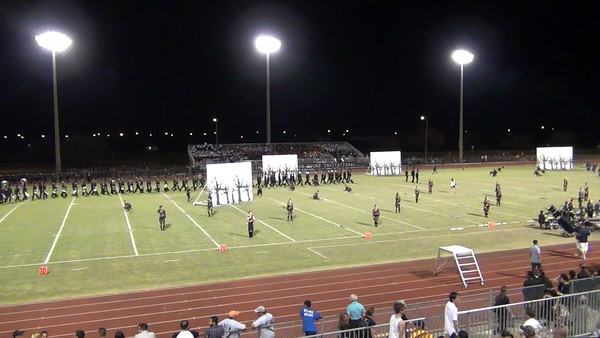 West Broward Marching Band