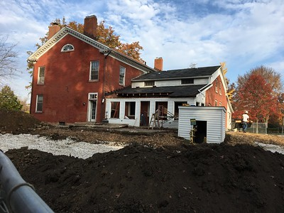 President's House Renovation 2016-17