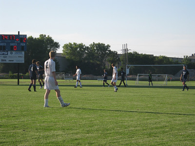 Connor Soccer