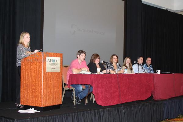 2012 SEG Sales Conference Panel Event