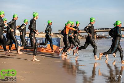 2021 People's Triathlon Nelson Mandela Bay