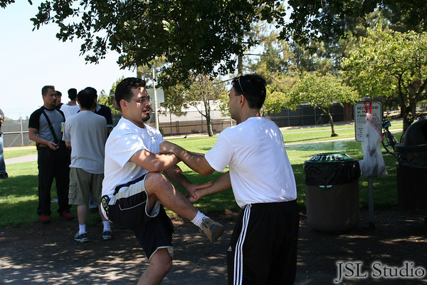 Wing Chun Summer Picnic, 2005