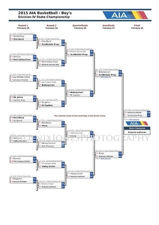 2-28-2015 - Phoenix Christian vs Valley - AIA D4 Girls Basketball Finals