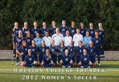 Women's Soccer 2012
