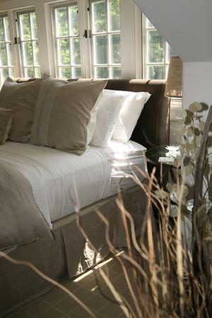 Ottsville Farm House Master Bedroom