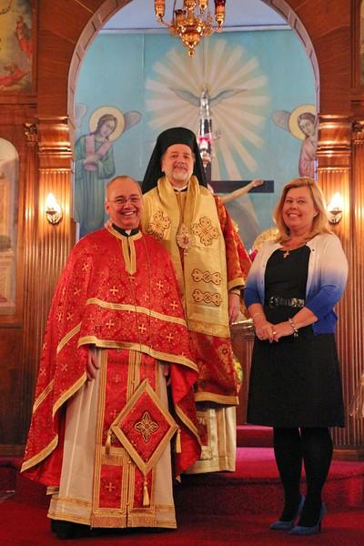 Holy Trinity Binghamton Parish Visitation