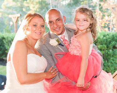 Runyan-Garcia Wedding at Amber Springs