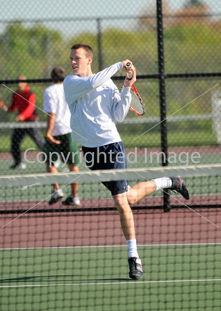 BCIAA Boys Tennis Individual Competition