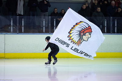 Chiefs Leuven-Eaters Geleen