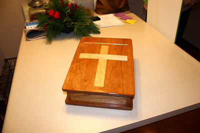 Katie and Dean's Bible Box