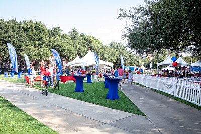 SMU Law Tailgate Party 2