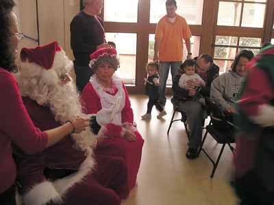 Port Hueneme Family Event 12/11/09