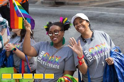 Cox Pride Parade 2016
