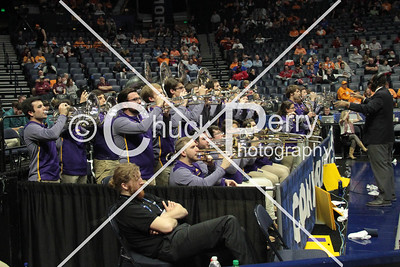 LSU 2018 SEC Women - Band Cheer Dance - Nashville