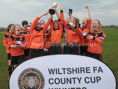 WILTSHIRE COUNTY U15 GIRLS CUP FINAL