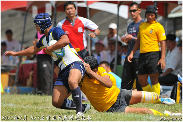2012 U18亞青選拔-準決賽-香山高中 VS 長榮中學(HHHS vs CJSHS)