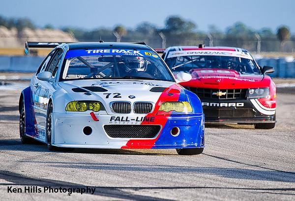 Historic Sportscar Racing - Sebring International Raceway
