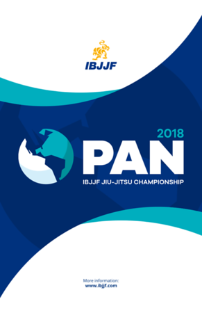 2018 IBJJF PANS