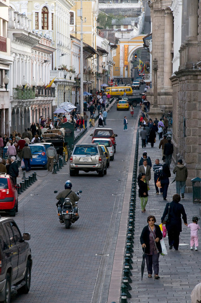 """Quito """"Old Town"""""""