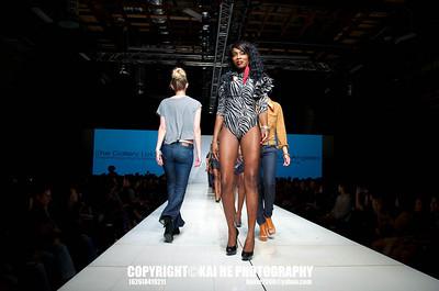 LA Fashion Week 2011: Mikey Koffman & KSandra Knight