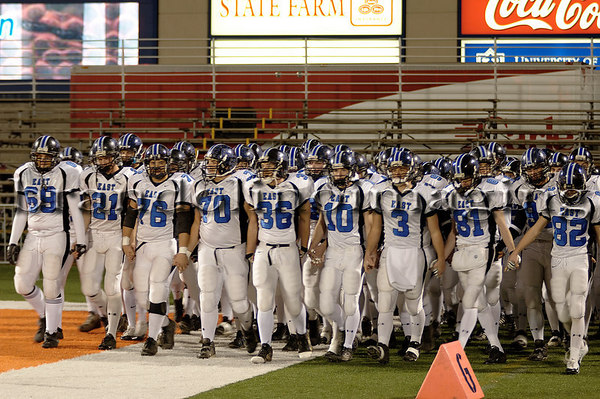 Lincoln-Way East v. Maine South (Championship Game) 2005
