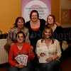 Newry & Mourne Women LTD, Organisers who held a young women evening in the Bosco Youth Club which included Avon Demonstration, Chocalate Fountain, prepairing and serving food ect ect, Included are Kathleen Smith (newry & mourne women ltd), Dervhla Mulholland, Lynn Bradley, Carrie Crawford and Sinead Boyce, 07W11N51