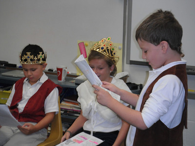 2J Christopher Columbus Play