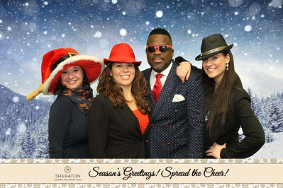 Sheraton Columbia Town Center Holiday Cheer 2019