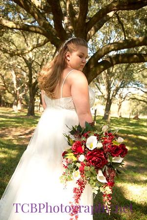Bridal Photos of Lyndsay