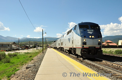 USA Trip: Amtrak's The California Zephyr
