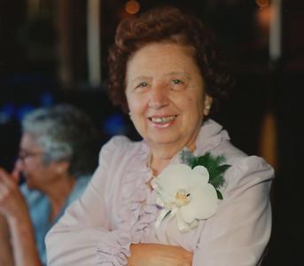 Born 1917:  Elizabeth Theresa (Parisella) Scoglio