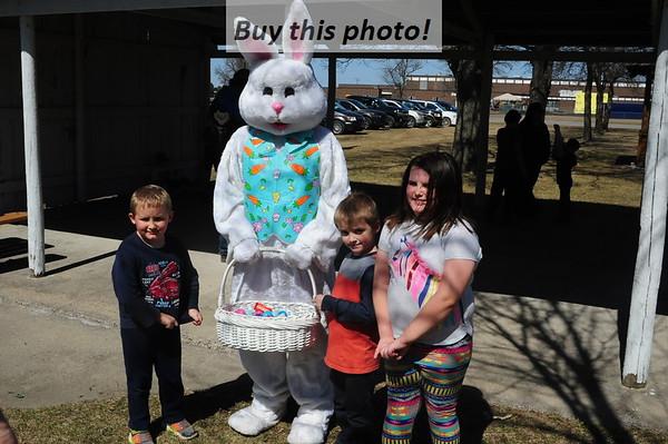 Brooten Easter Egg Hunt 04-03