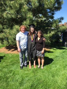 Jaden's Graduation