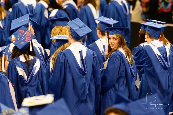 Gonzaga Graduation 2014