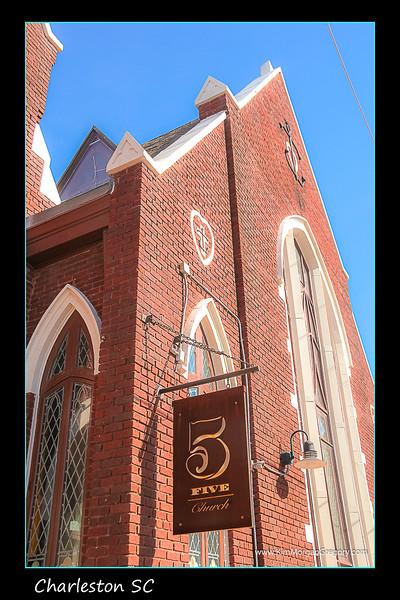 5 Church Restaurant