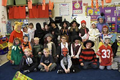 Mrs Stein 2007-2008 1st Grade Class