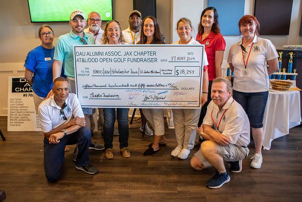 DAU Alumni Association JAX Chapter AT&L/DOD Open Golf Fundraiser (May 17,  2019)