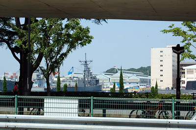 Yokosuka Naval Base & City