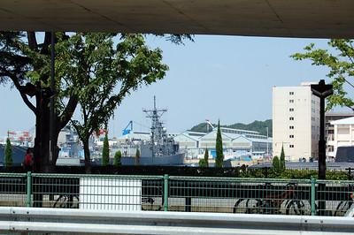 Yokosuka Naval Base & City