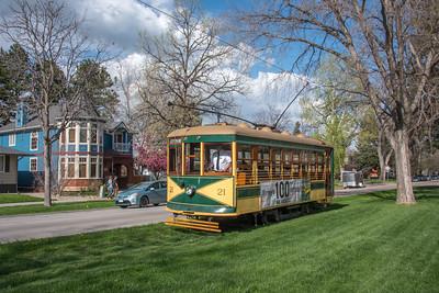 Fort Collins Municipal Railway