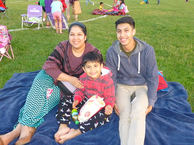 June Movie in the Park