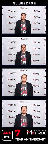 Casino M8trix's 7 Year Anniversary